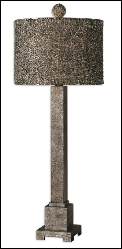 SEDILO BURNISHED BRONZE LAMP