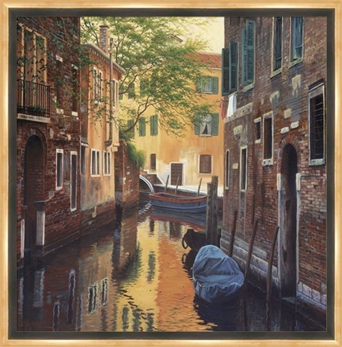Charles White  - VENETIAN BACK ALLEY LIMITED EDITION