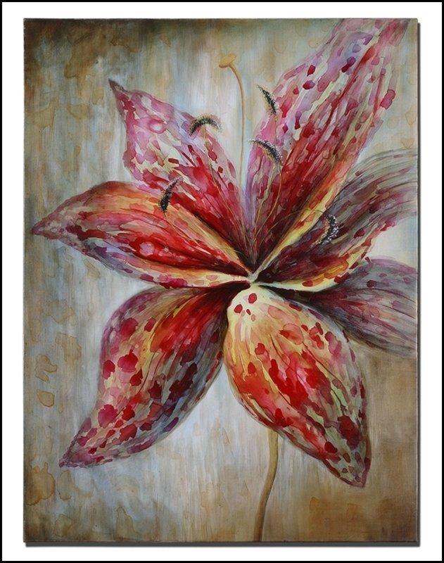 SPLASH OF SPRING FLORAL ART