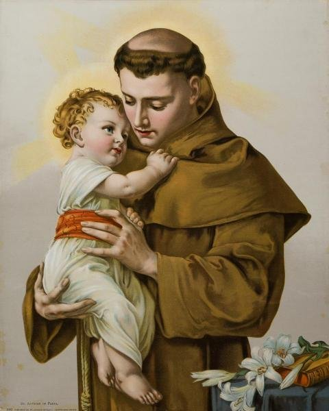 UNKNOWN - ST. ANTHONY OF PADUA