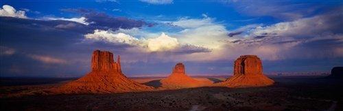 David Evans  - Navajo Sentinels by David Evans