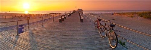 Sean Davey  - Morning Has Broken Ocean Grove NJ by Sean