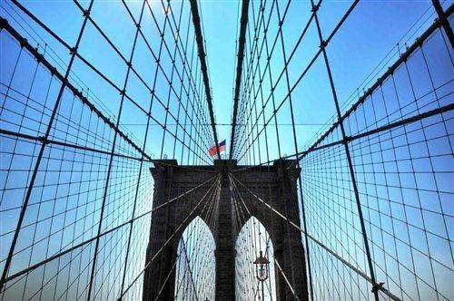 Sean Davey  - Brooklyn Bridge by Sean Davey