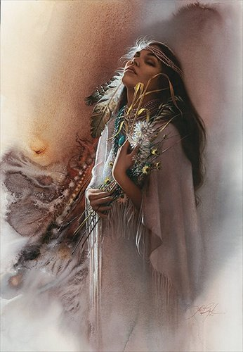 Lee Bogle  - ONE WITH NATURE ARTIST PROOF