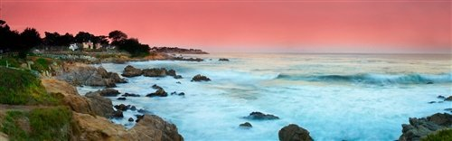 Sean Davey  - Lovers View Santa Cruz CA by Sean Davey