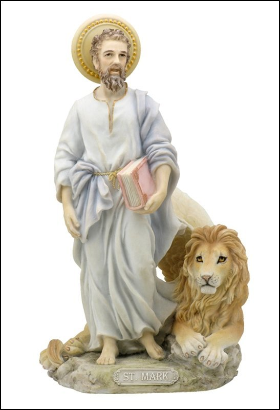 ST. MARK THE EVANGELIST (LIGHT COLOR)