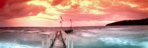 Sean Davey  - Safety Beach Sunrise. Victoria by Sean