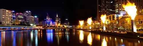 Sean Davey  - Marvellous Melbourne Victoria by Sean