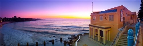 Sean Davey  - Morning Has Broken Coogee Beach by Sean