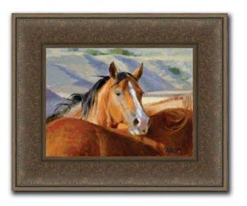 Sherry Blanchard Stuart - Ranch Bred 13x16
