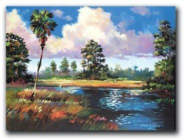 Joseph LaPierre - Sweetwater Glade 18x24