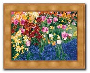 Patrice Procopio - English Tulips 22x28