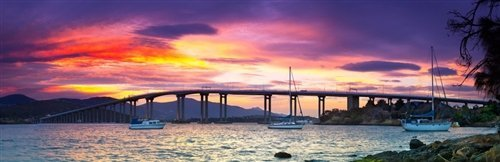 Sean Davey  - Montague Bay. Tasmania by Sean Davey