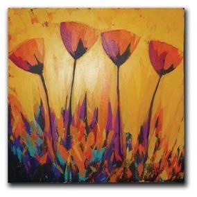 Jeff Boutin - Symphony of Color 20x20