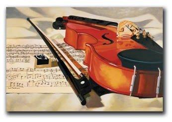 Denard Stalling - Symphony 16x24
