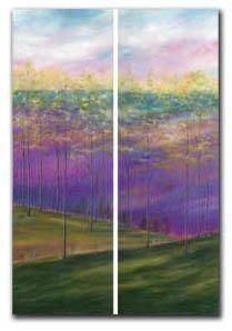 Mary Johnston - The Blue Ridge 12x36
