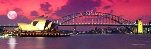 Sean Davey  - Spectacular Sydney Harbour NSW by Sean