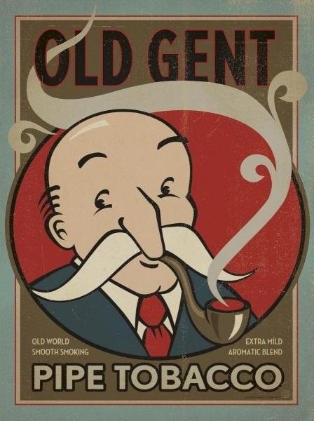 ANDERSON DESIGN GROUP - OLD GENT