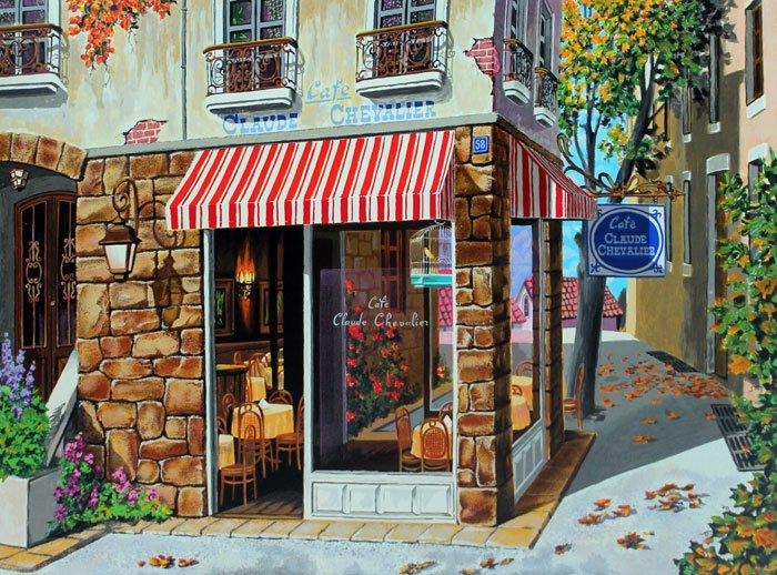 ARKADY OSTRITSKY - AROMATIC CAFÉ