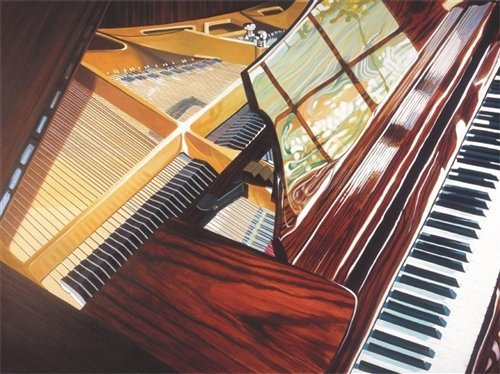 Denard Stalling  - PIANO LIMITED EDITION GALLERY
