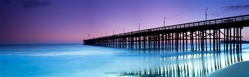 Sean Davey  - Alluring Ventura Pier by Sean Davey
