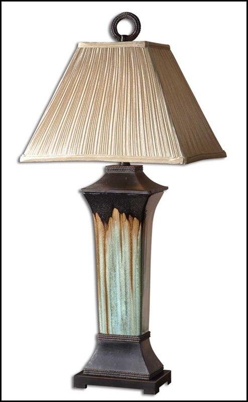 OLINDA PORCELAIN TABLE LAMP