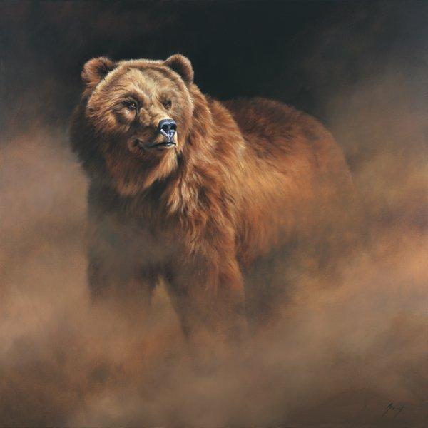 Hunter's Gaze by Edward Aldrich
