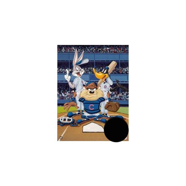 Warner Brothers - At the Plate - Cubs