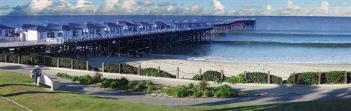 Sean Davey  - The Crytsal Pier Pacific Beach by Sean