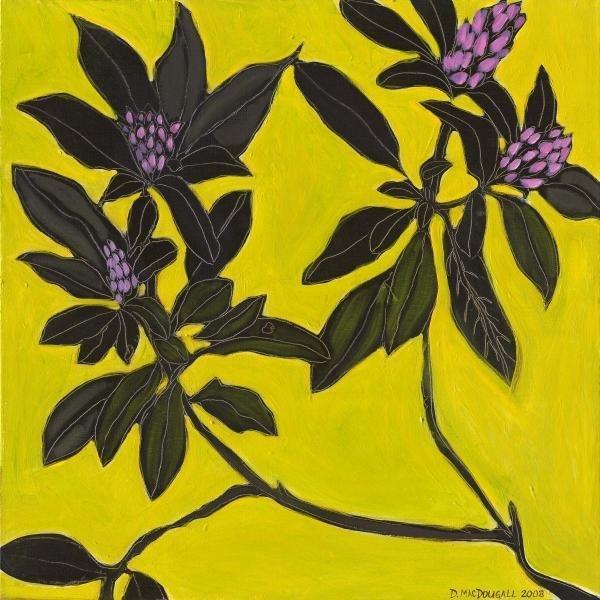 DORIS MACDOUGALL - FLOWERS I