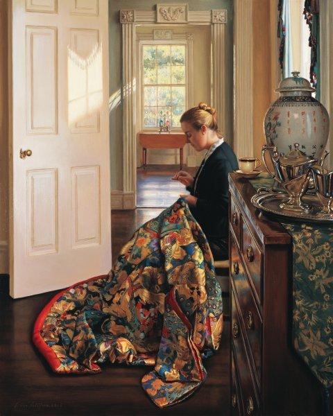 Mending the Kimono by Evan Wilson