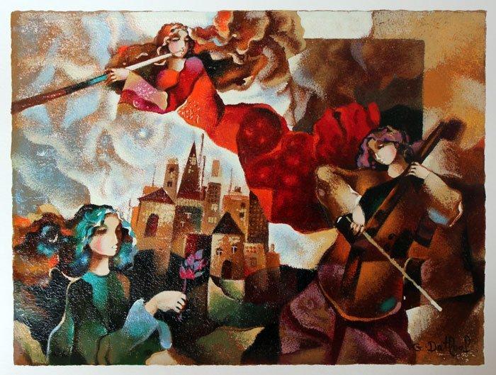 GALINA DATLOOF - MUSICAL FLIGHT