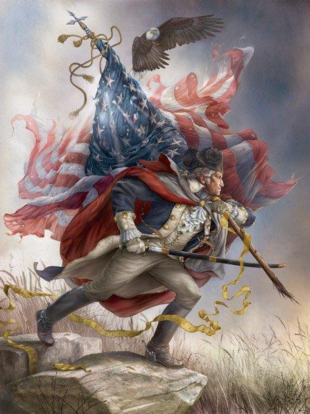 The American Spirit by Tom duBois