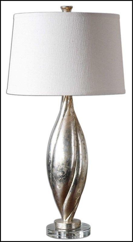 PALOUSE CHAMPAGNE LEAF LAMP