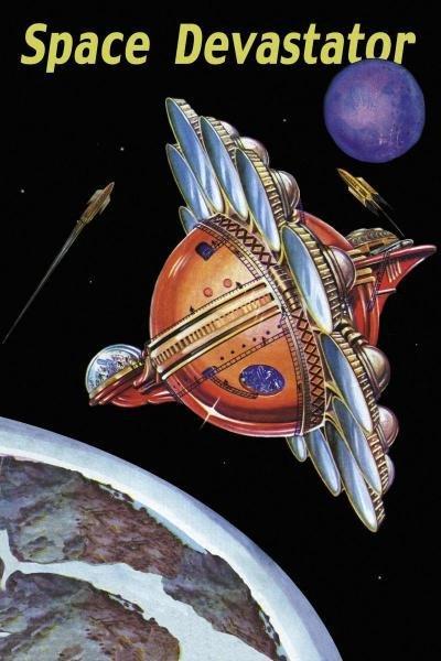 RETROSCI-FI - SPACE DEVASTATOR