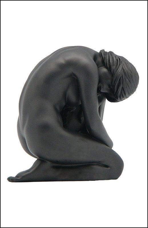 NUDE FEMALE - 080(BLACK)