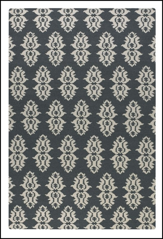 SAINT GEORGE 5 X 8 RUG - BLUE GRAY
