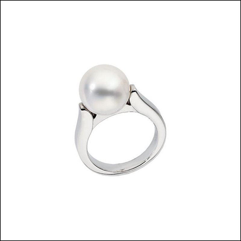 SOUTH SEA CULTURED PEARL RING