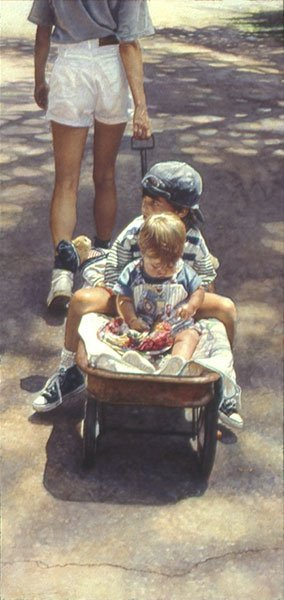 TRAVELING AT THE SPEED OF LIFE - STEVE HANKS