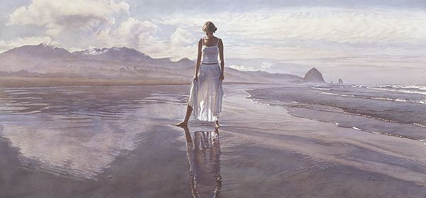 FINDING YOURSELF IN THE WORLD - STEVE HANKS