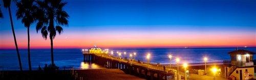 Sean Davey  - Manhattan Beach Dream by Sean Davey