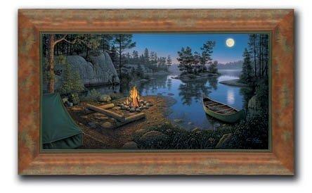 Kim Norlien - Moonlit Bay 24x44