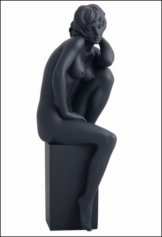 NUDE FEMALE - 387 (BLACK)