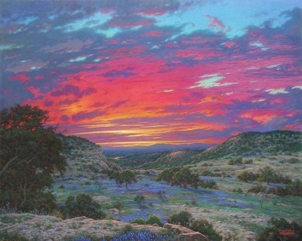 Heaven's Glory by Larry Dyke