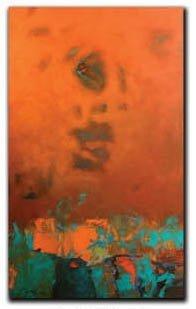 Steve Capiz - Burning Sky 12x24