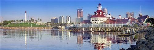 Sean Davey  - Lions Lighthouse For Sight Long Beach by