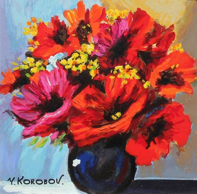 YANAH KOROBOV - SUMMER BLOOM