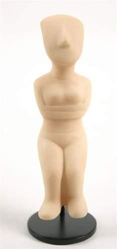 CYCLADIC FEMALE IDOL, STANDING
