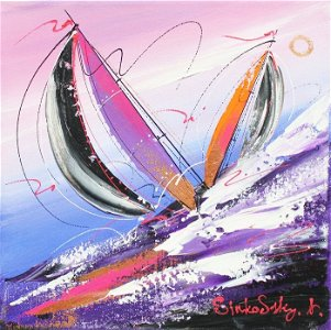 ORIGINAL NATALIA SINKOWSKY - DREAMS AT SEA