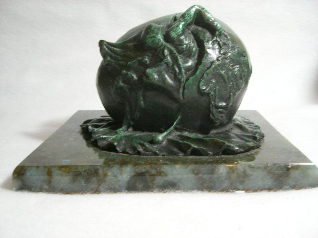 """Salvador Dali """"Egg""""  Ltd. Ed. Bronze"""